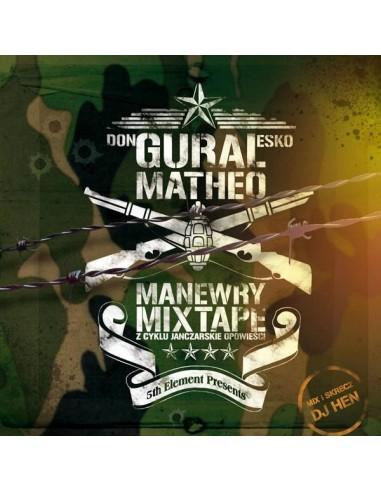 Manewry mixtape. Z cyklu janczarskie...