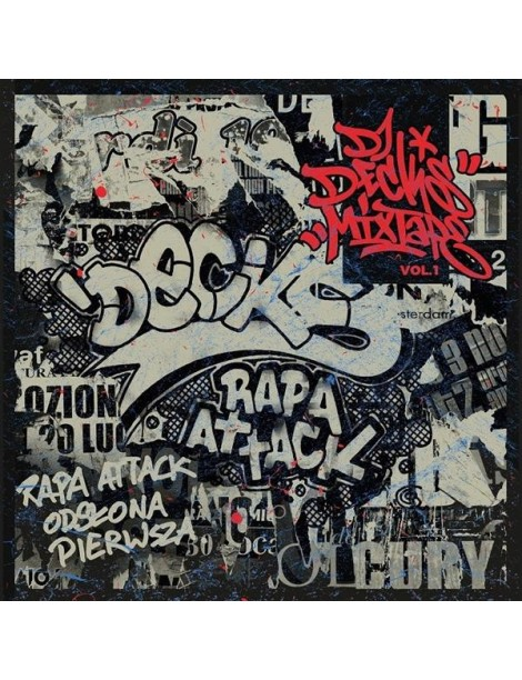 Mixtape vol. 1 CD...