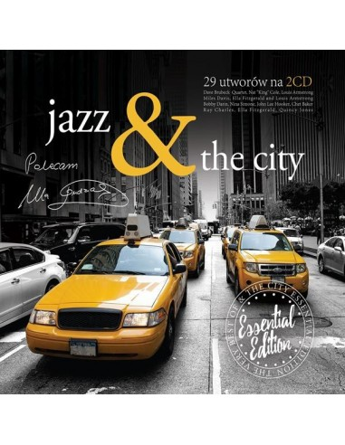 Jazz & The City Essential Collection
