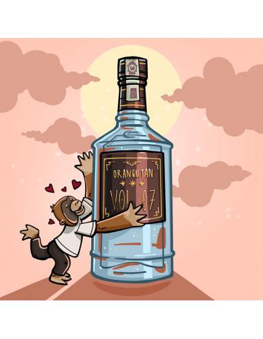 DIHO Orangutan vol 07 [PREORDER DELUXE]