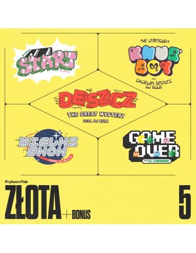 EP Złota piątka / EP Trippy 2CD